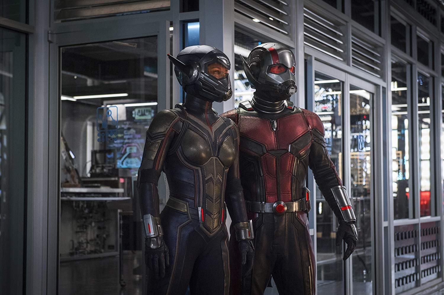 Like an Insect, <em>Ant-Man and the Wasp</em> May Be Small, But It Shouldn't Be Underestimated